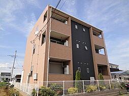埼玉県三郷市泉2丁目の賃貸アパートの外観