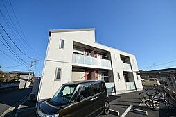 JR横浜線 橋本駅 バス9分 城山相原界下車 徒歩3分の賃貸アパート