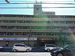 上新庄グランドハイツ北[3階]の外観
