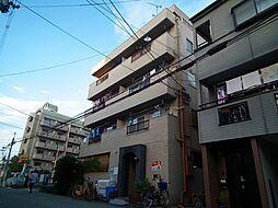 大阪府大阪市淀川区塚本2丁目の賃貸マンションの外観