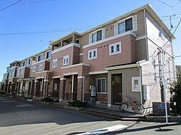 静岡県静岡市駿河区下川原南の賃貸アパートの外観