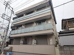 塚越OS館[1階]の外観