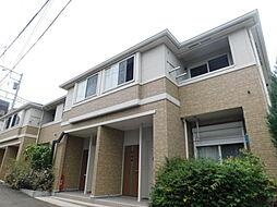 神奈川県伊勢原市沼目5丁目の賃貸アパートの外観
