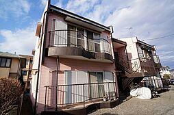 栃木県宇都宮市陽東4の賃貸アパートの外観