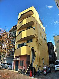 坂東ビル[1階]の外観