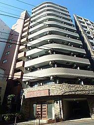 ガラ・ステージ目黒不動前[11階]の外観