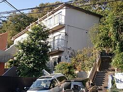 神奈川県川崎市高津区下作延7丁目の賃貸アパートの外観
