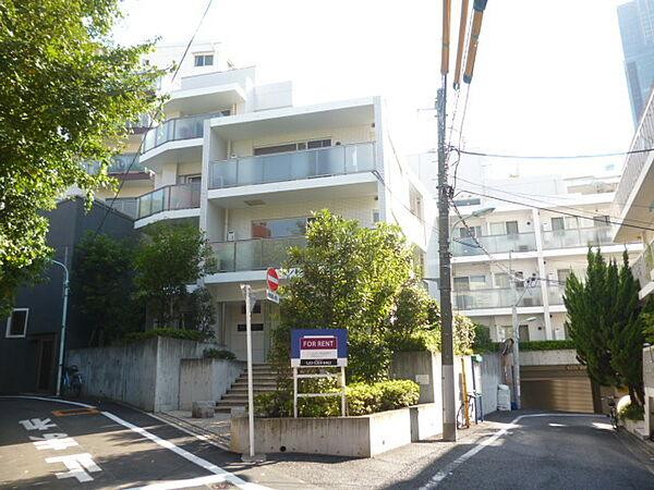 エルスタンザ赤坂[4階]の外観