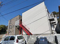 京成千葉線 みどり台駅 徒歩8分の賃貸アパート