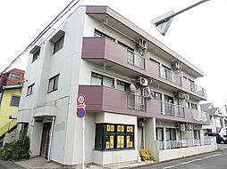 メビウス杉田[3階]の外観