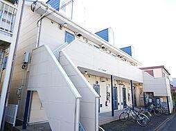 神奈川県厚木市妻田北4丁目の賃貸アパートの外観