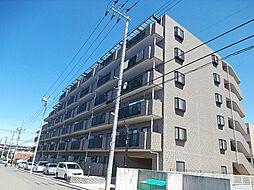 神奈川県横浜市青葉区荏田西2丁目の賃貸マンションの外観