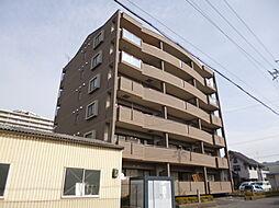滋賀県栗東市綣3丁目の賃貸マンションの外観