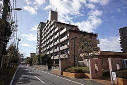 栃木県宇都宮市睦町の賃貸マンションの外観