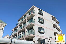 千葉県浦安市今川3丁目の賃貸マンションの外観