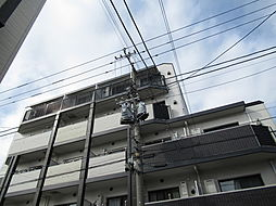 東京都大田区大森東5丁目の賃貸マンションの外観