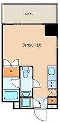 Premium Residence Kawasaki[705号室]の間取り