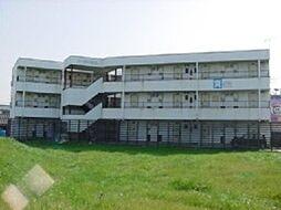 第12上野ビル[206号室]の外観