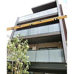 オープンレジデンシア表参道神宮前ザ・ハウス[1階]の外観