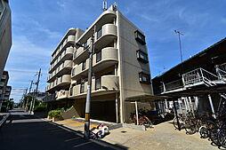 大阪府大阪市旭区清水5丁目の賃貸マンションの外観