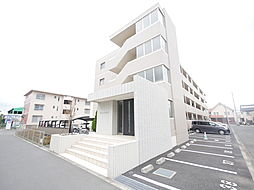 神奈川県厚木市妻田北3丁目の賃貸マンションの外観