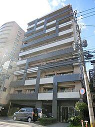 福岡県福岡市博多区博多駅前4の賃貸マンションの外観
