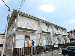 埼玉県さいたま市大宮区天沼町1の賃貸アパートの外観
