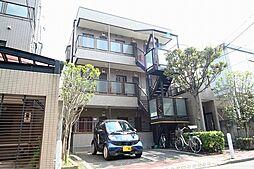 キューブ玉川台[203号室]の外観