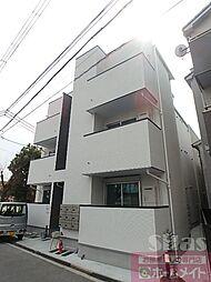 Osaka Metro今里筋線 だいどう豊里駅 徒歩8分の賃貸アパート