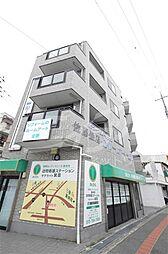 大阪府箕面市坊島1丁目の賃貸マンションの外観