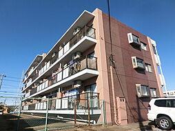 千葉県市原市西五所の賃貸マンションの外観