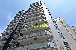 ザ・パークハビオ上野[7階]の外観