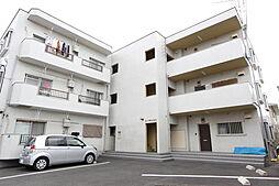 神奈川県平塚市東中原2丁目の賃貸アパートの外観