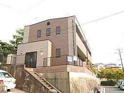 福岡県春日市弥生5丁目の賃貸アパートの外観