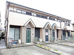 [テラスハウス] 東京都東大和市新堀3丁目 の賃貸【/】の外観