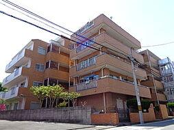 神奈川県横浜市磯子区岡村8丁目の賃貸マンションの外観