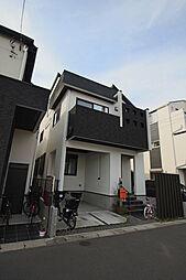 [一戸建] 千葉県市川市下新宿 の賃貸【/】の外観