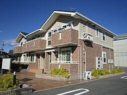 静岡県静岡市駿河区用宗1丁目の賃貸アパートの外観