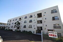 東急森アパートメント[3階]の外観