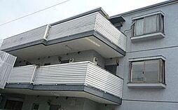 トライナルファーストマンション[1階]の外観