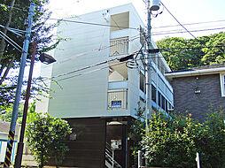 ウイング城南[1階]の外観