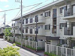 ハイライフマンション[2階]の外観