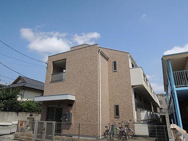 ショコラ3 2階の賃貸【神奈川県 / 川崎市多摩区】