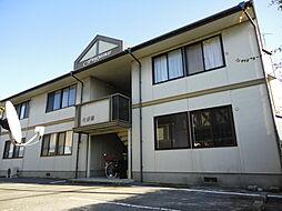 滋賀県長浜市港町の賃貸アパートの外観
