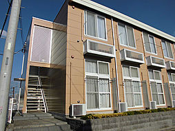 レオパレスK・Sアグリ壱番館[211号室]の外観