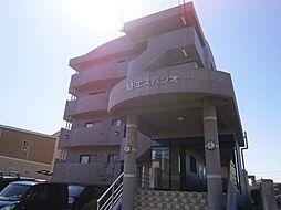 愛知県岡崎市大和町字鳥ケ城の賃貸マンションの外観