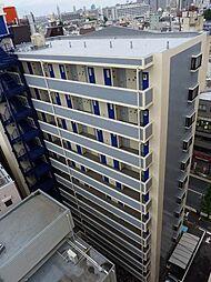 ドミール北新宿[605号室]の外観