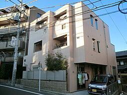 東京メトロ日比谷線 中目黒駅 徒歩9分の賃貸マンション