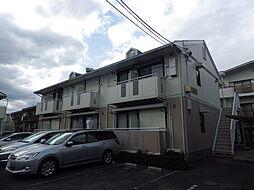 JR中央線 日野駅 徒歩18分の賃貸アパート