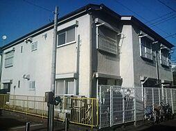 神奈川県横浜市南区榎町2丁目の賃貸アパートの外観